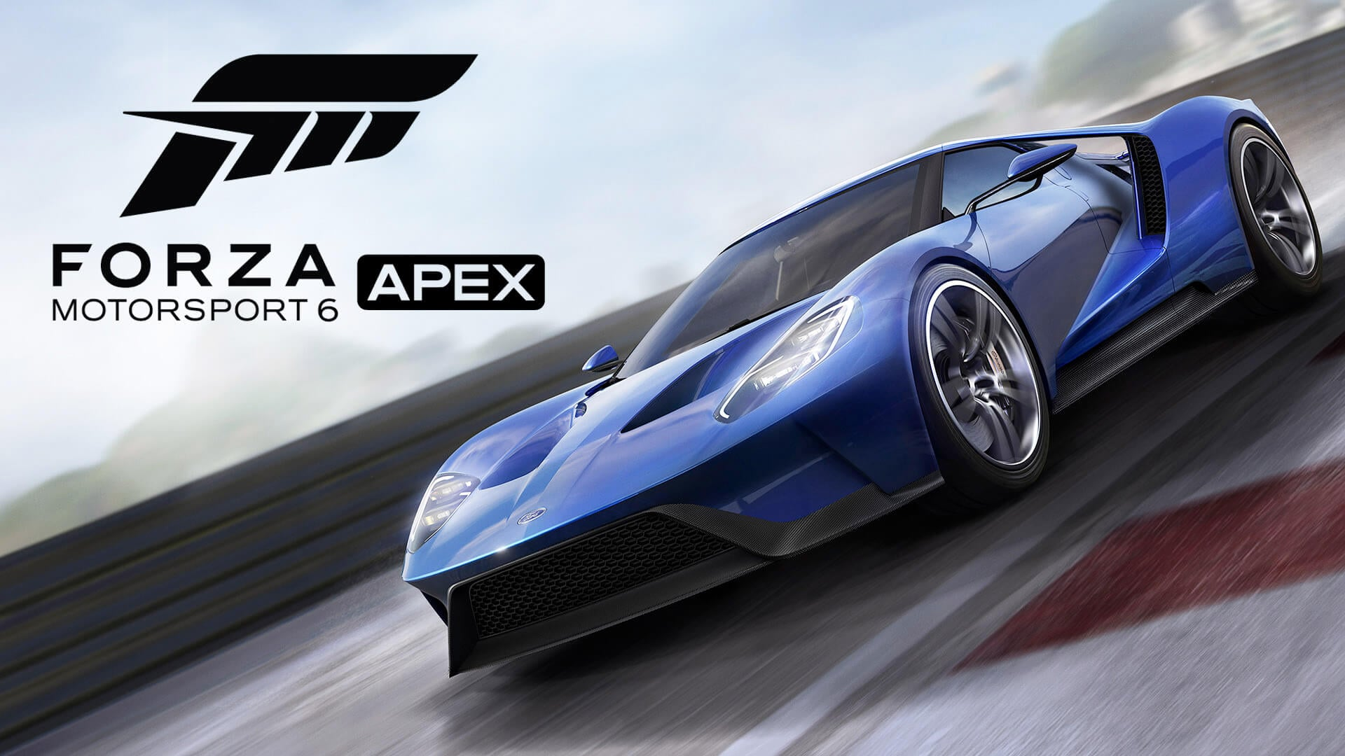 Turn 10 has just announced the forza motorsport 6 apex premium edition it includes the entire free base game as well as three additional dlc packs