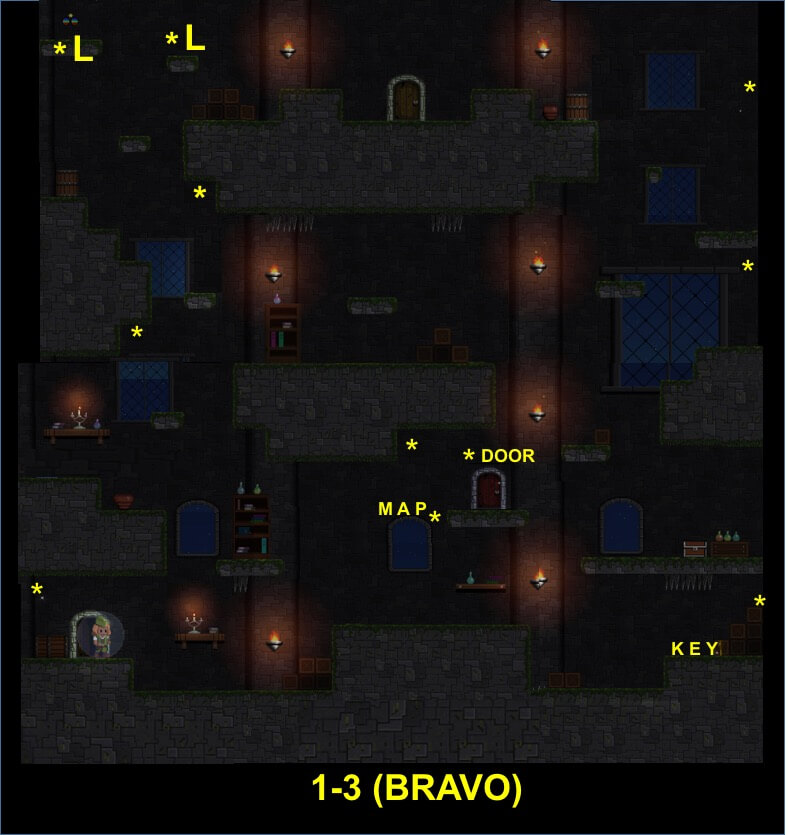 1-3 BRAVO