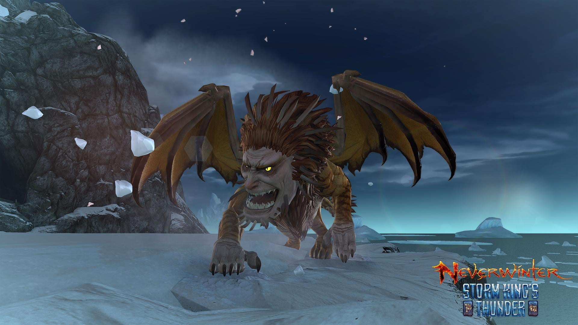 Neverwinter Adds the Sea of Moving Ice and More in Latest Patch