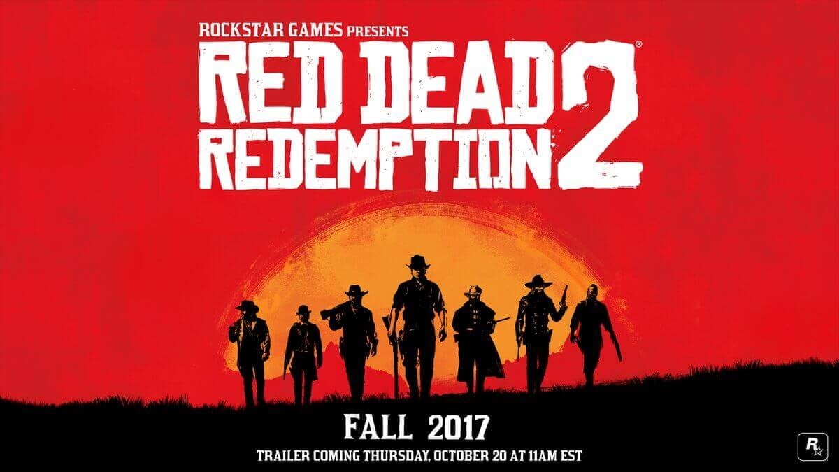 4Pm Bst red dead redemption 2 debut trailer [updated]