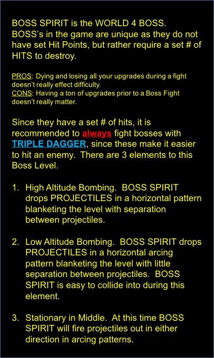 BOSS SPIRIT