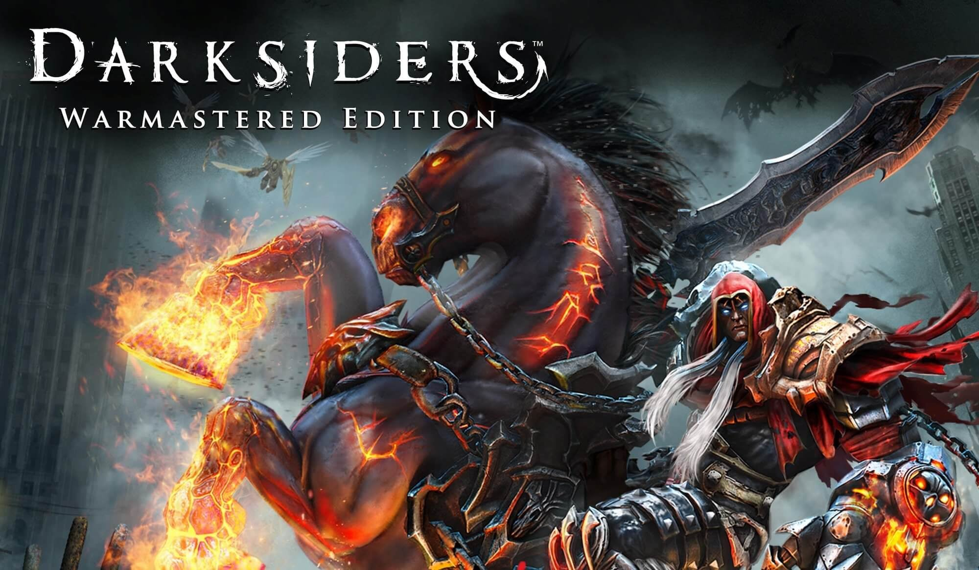Darksiders Warmastered Edition Achievements Revealed