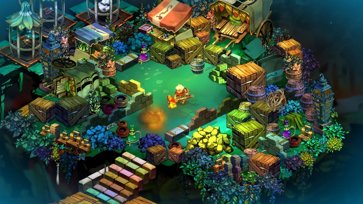Reminder: Redeem Your Free Xbox One Copy of Bastion if You Owned the