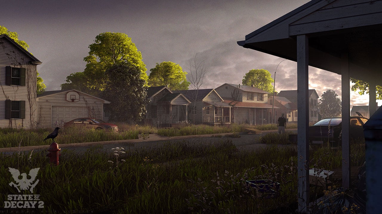 New Concept Art for State of Decay 2
