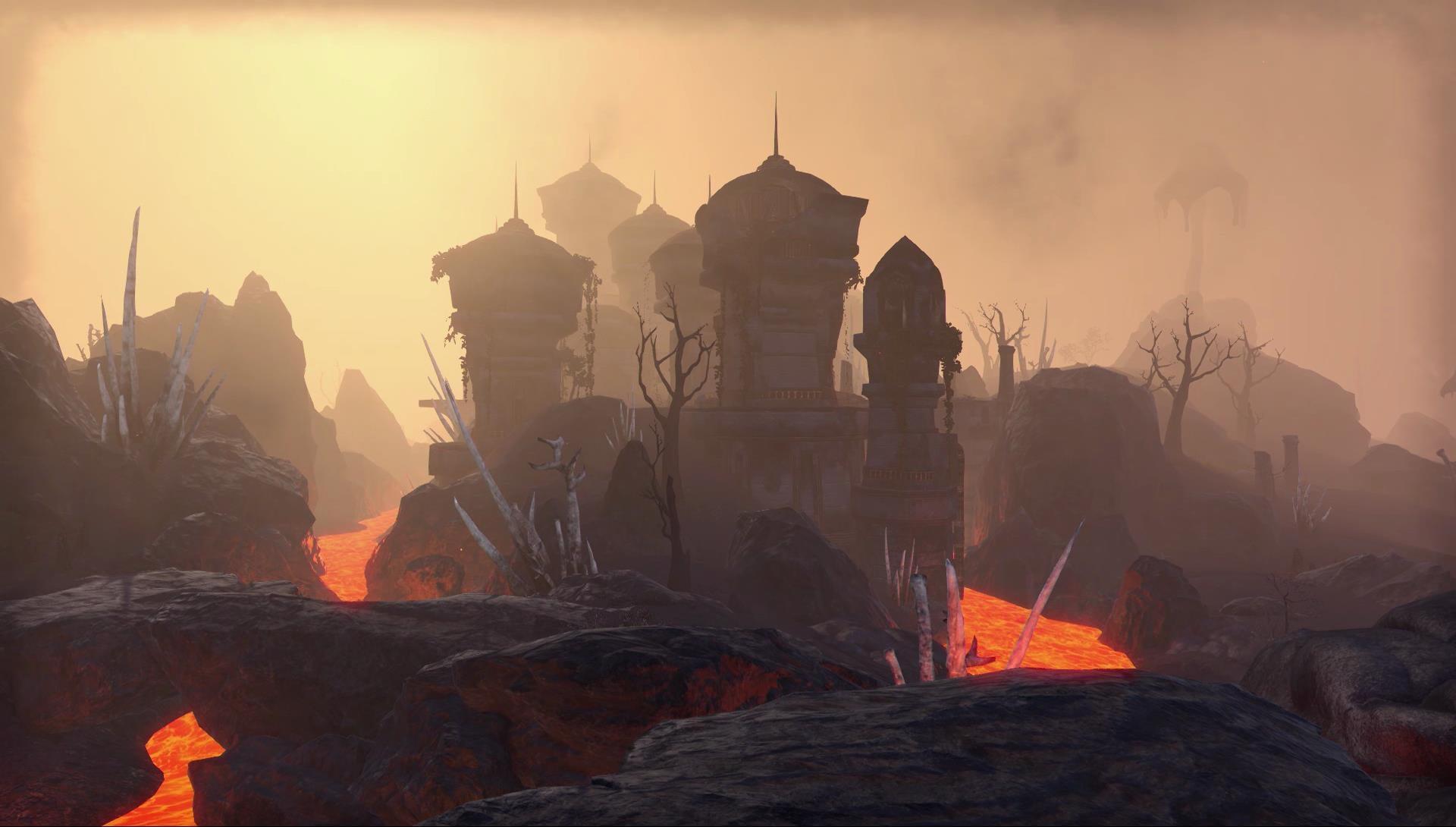 The Elder Scrolls Online S Morrowind Expansion Detailed