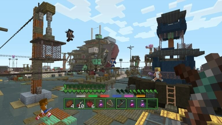 Minecraft Xbox One And Xbox 360 Versions Receive New Title