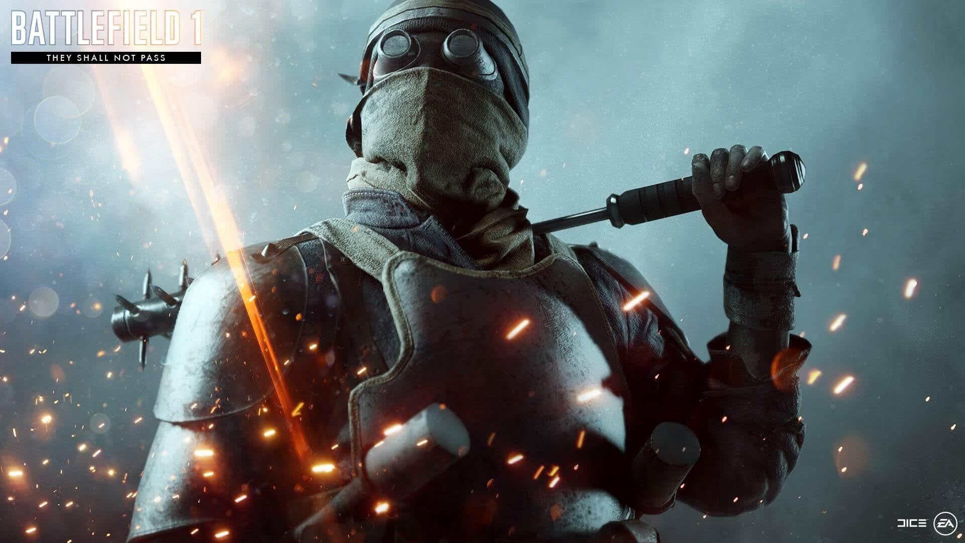 battlefield 1's remaining expansions revealed