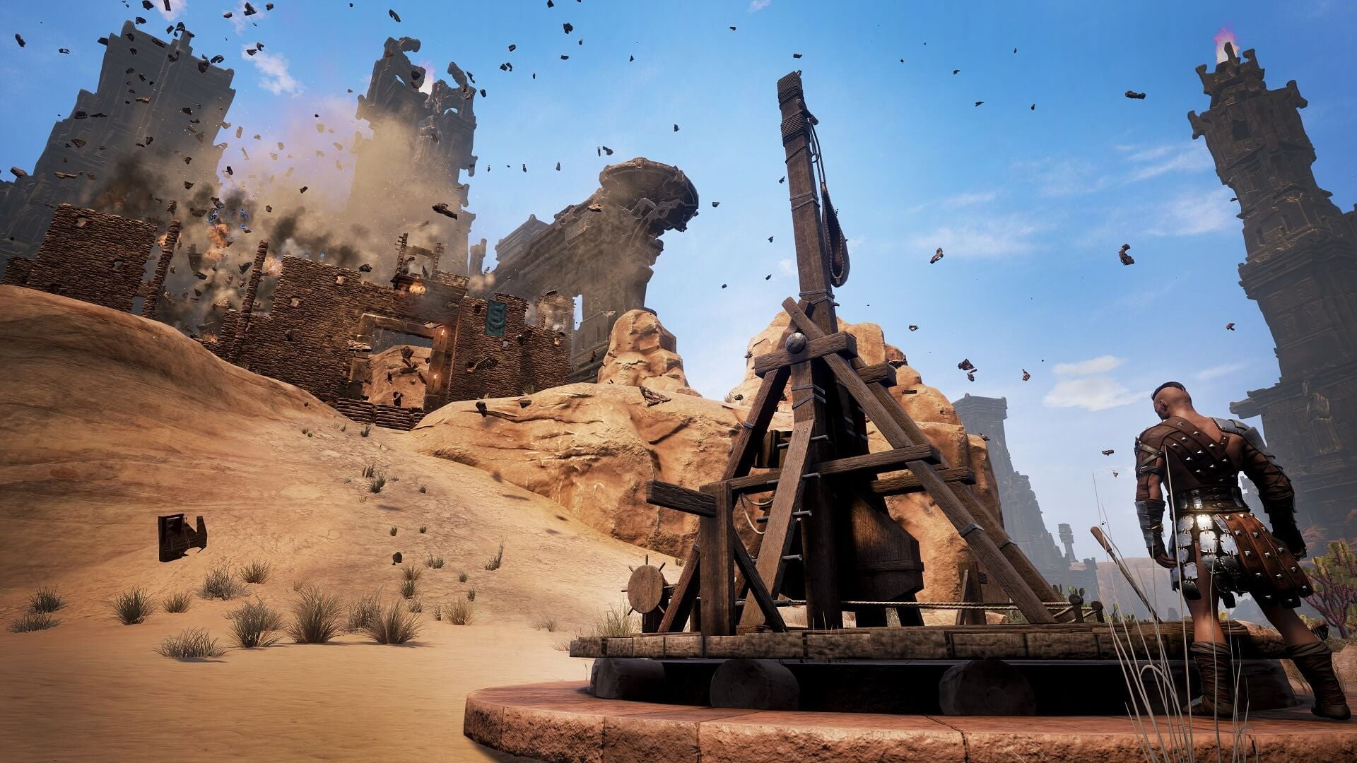 More Features Of Conan Exiles Detailed