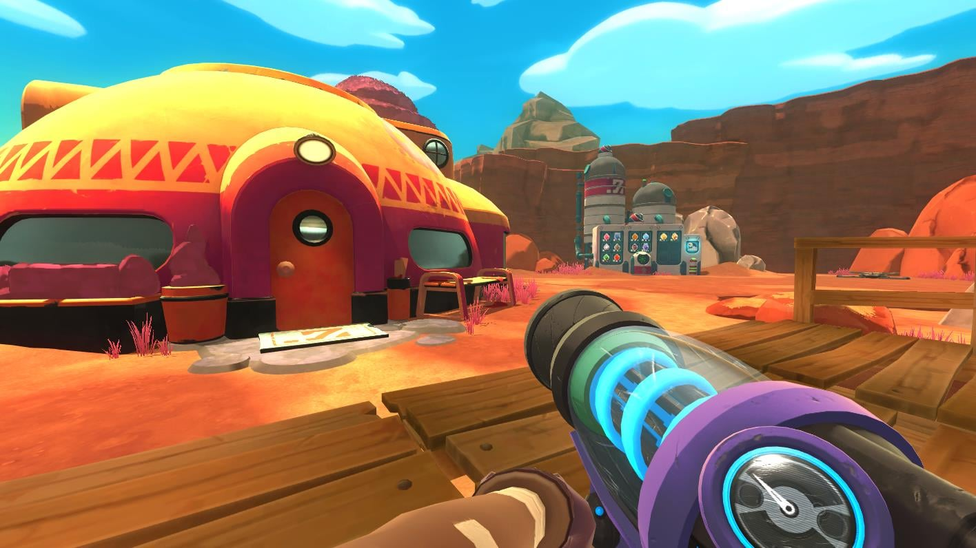 Slime Rancher Moves On To Version 0 5 1
