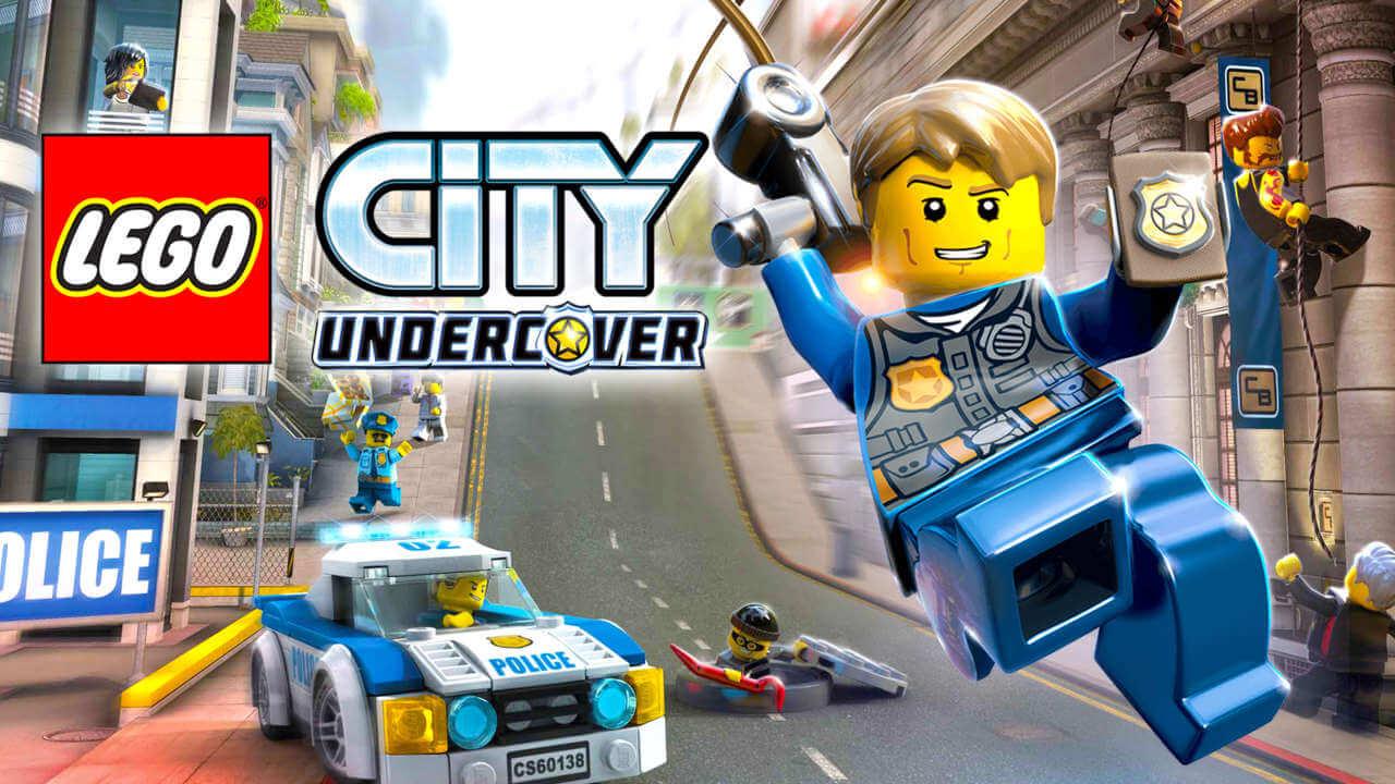 lego city cop games