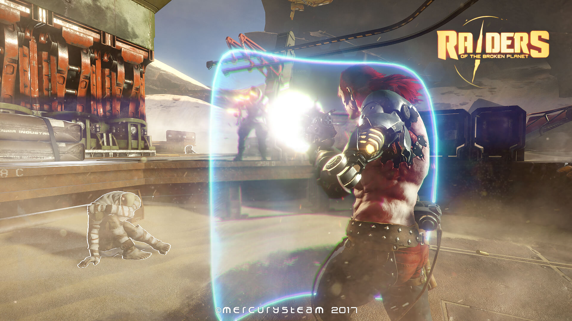raiders of the broken planet hades betrayal trailer
