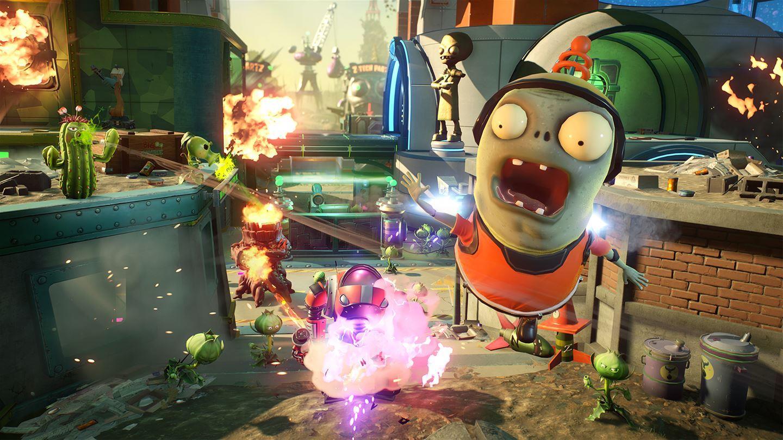 Plants vs  Zombies: Garden Warfare 2 Event May Make Rare