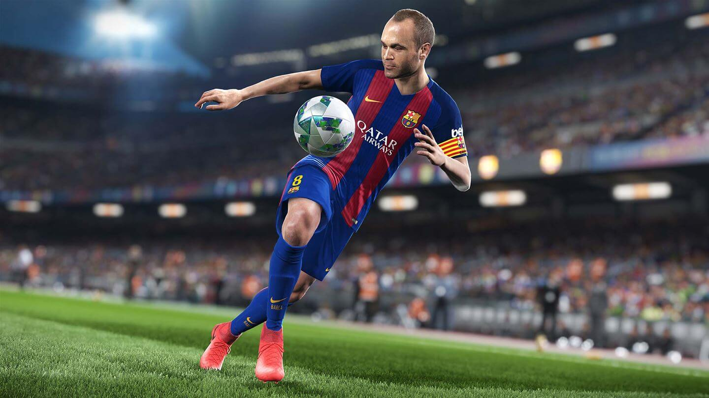 Pro Evolution Soccer 2018 Review