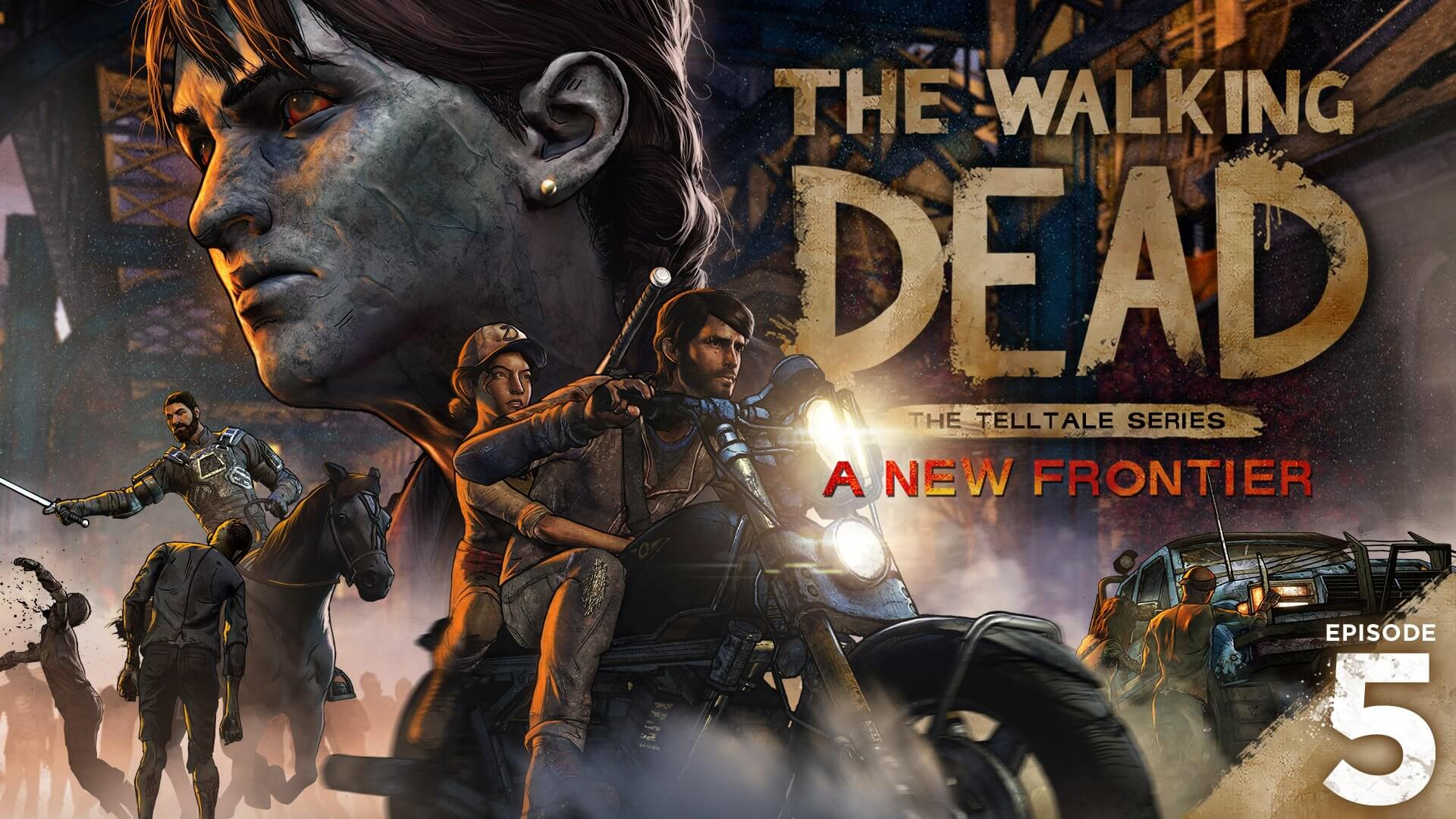 The Walking Dead A New Frontier Episode 5 Dated