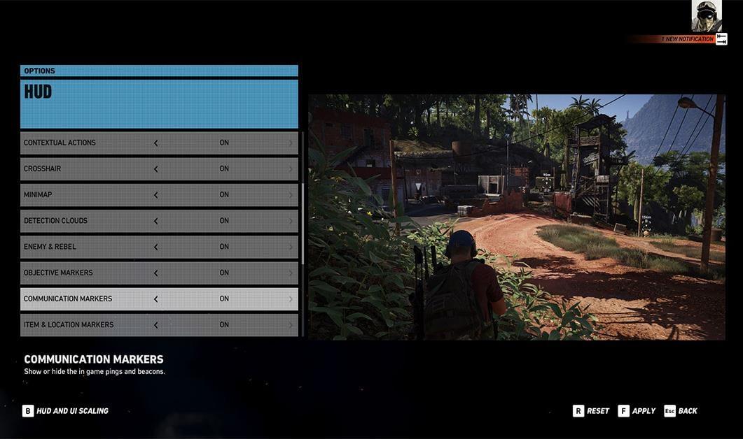 Ghost Recon Wildlands Update Live: HUD Options, Co-op Improvements
