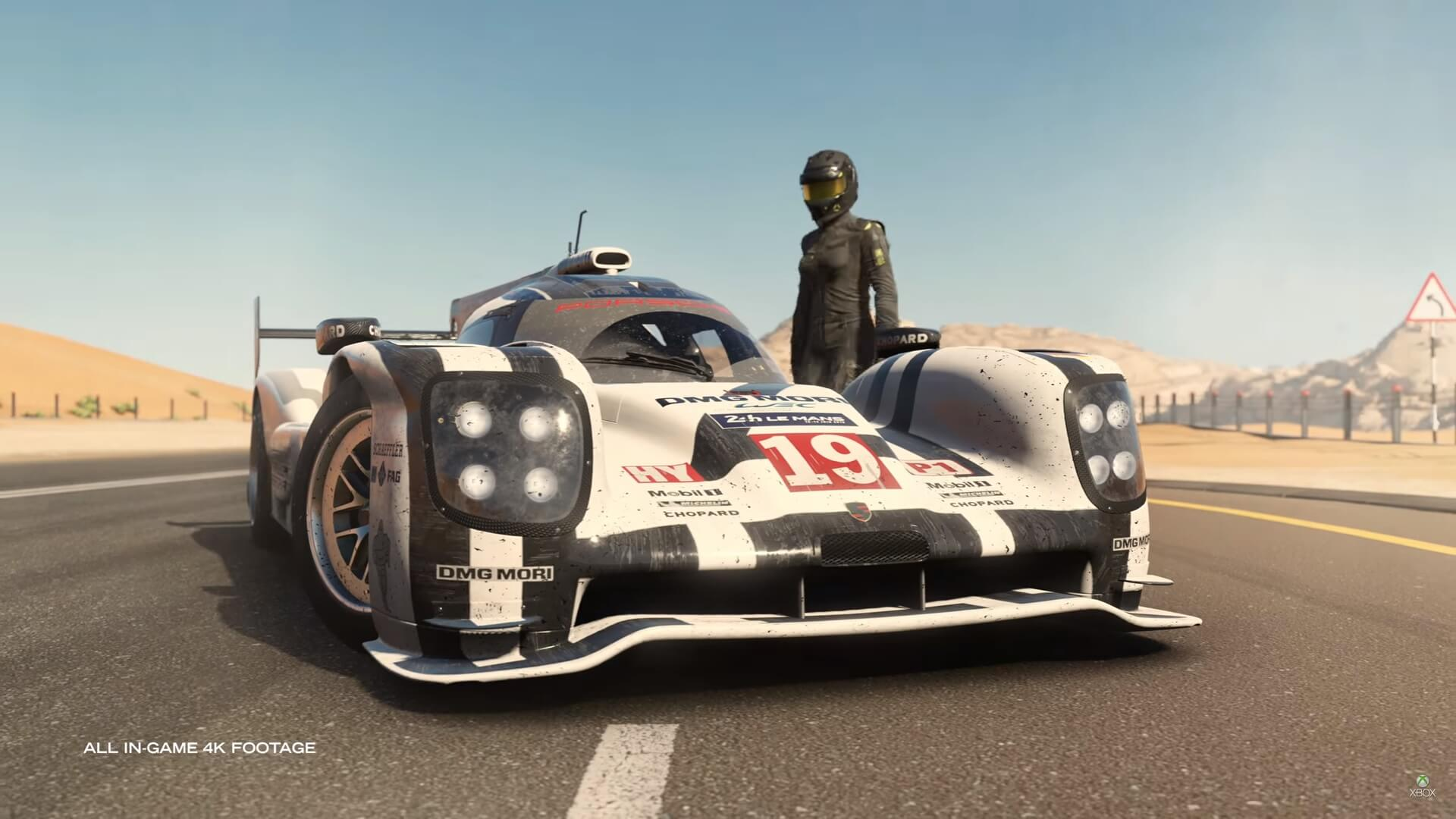 Forza Motorsport 7 Offically Announced