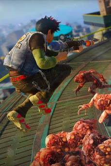 TA Playlist Podcast Episode 3 - Sunset Overdrive