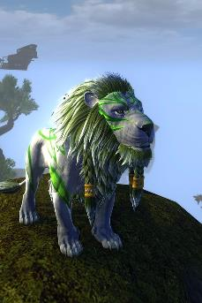 TA Competition: 100 Exclusive Neverwinter Verdurous Lion Mounts to be Won