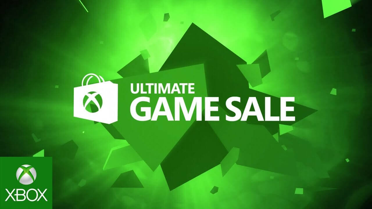 Xbox One Ultimate Game Sale [UPDATED]