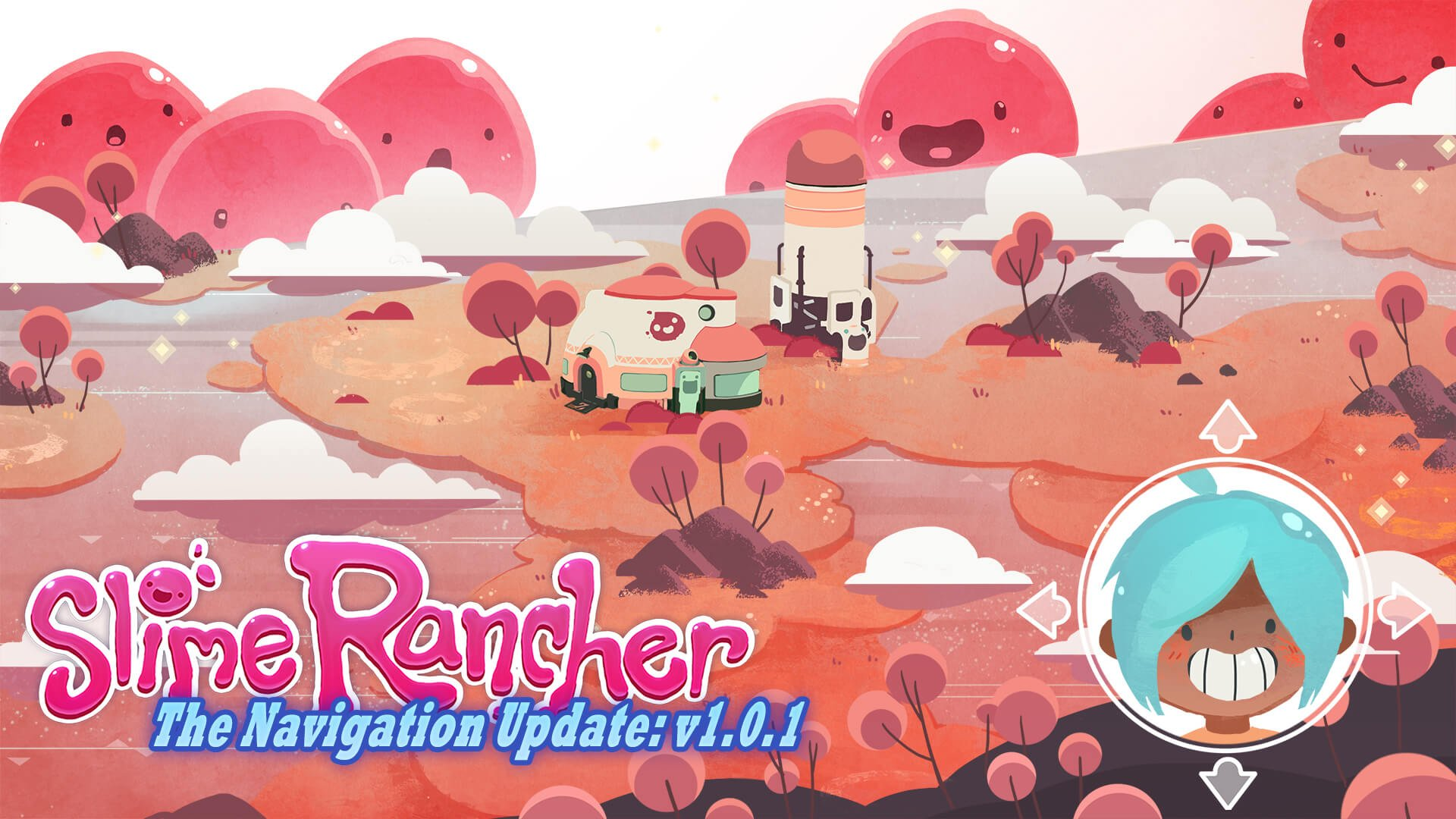 Slime Rancher Navigation Update