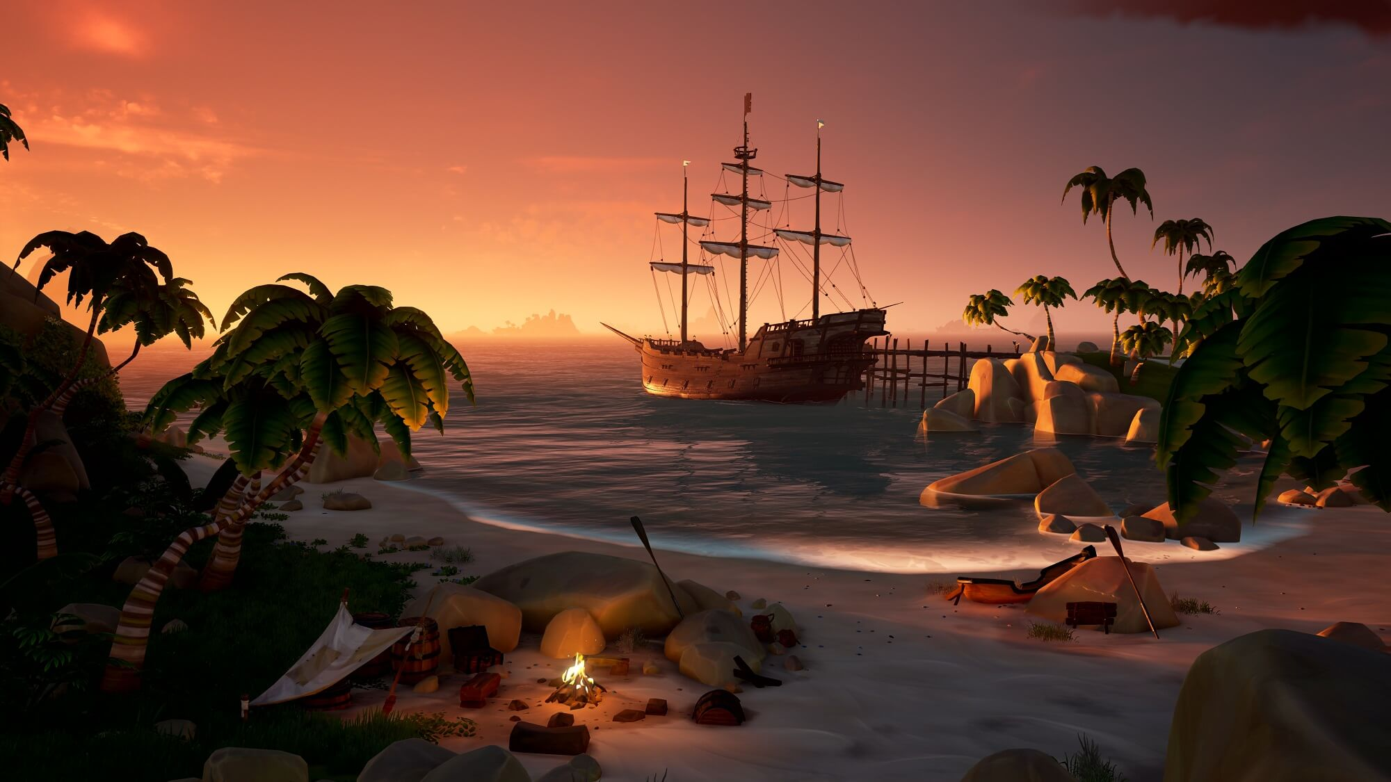 Sea of Thieves' Surge on Twitch is Great for Everyone