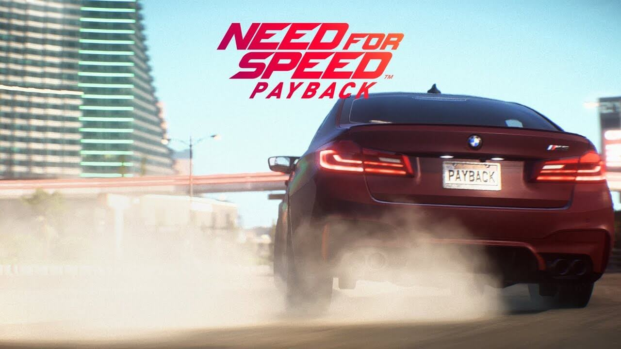 Giveaway Win An Xbox One Code For Need For Speed Payback Deluxe