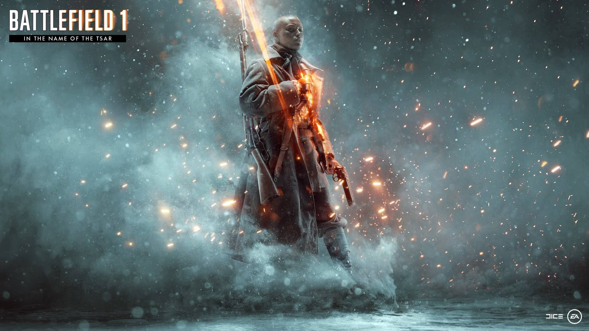 Battlefield 1 In The Name Of The Tsar Update Notes