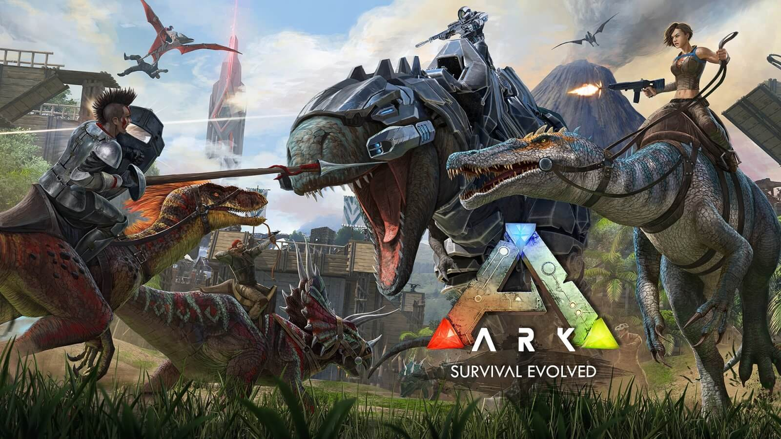 ARK: Survival Evolved Patch Fixes Dinos and Crashes