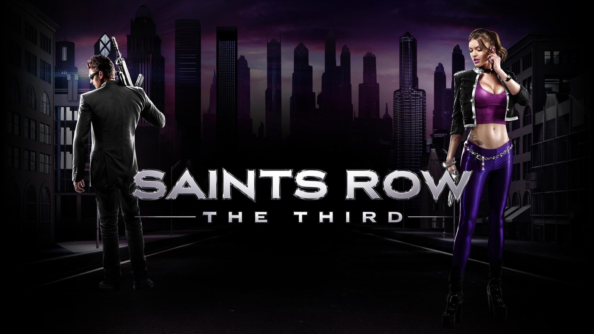 Saints Row The Third Slender The Arrival And More Now Backwards