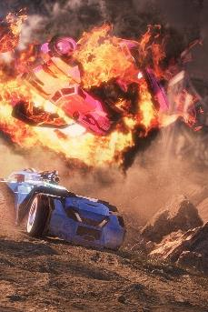 Mantis Burn Racing: Battle Cars DLC