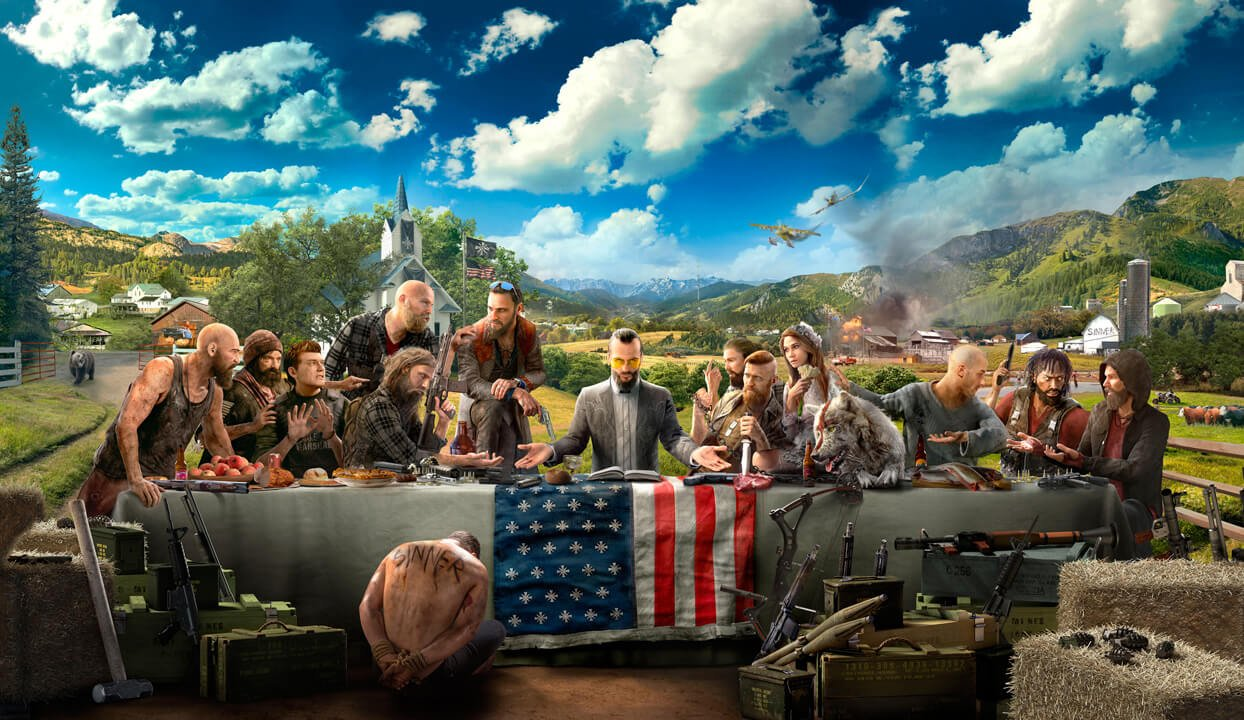 Hear From The Voices Behind Some Of The Far Cry 5 Characters