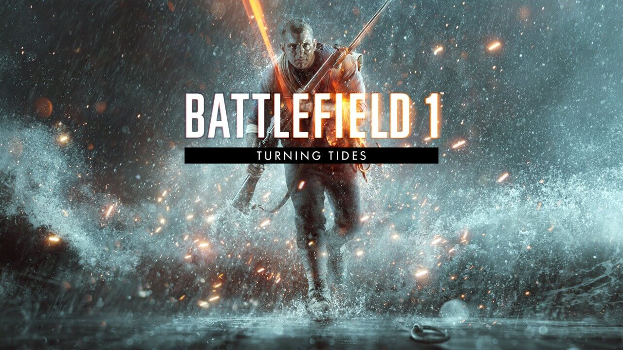battlefield 1 expansion turning tides announced