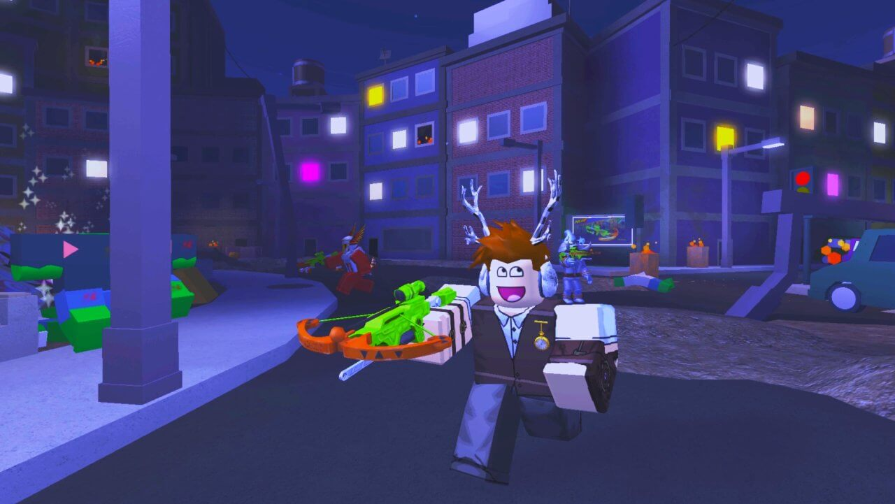 Roblox , Halloween Event