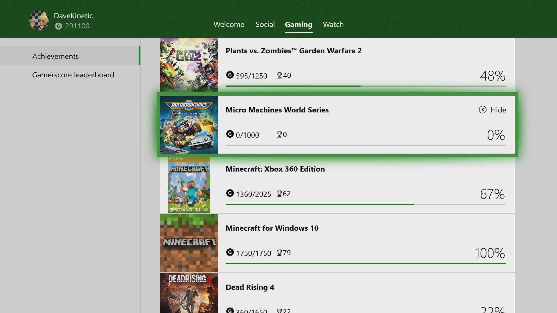 how to remove xbox live on xbox one