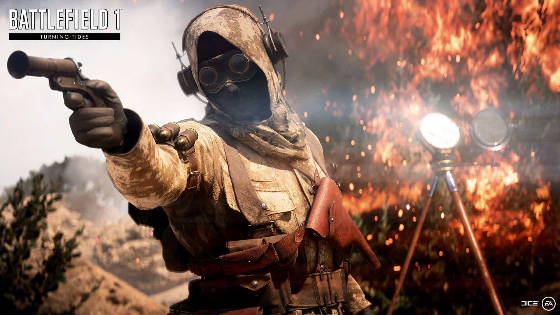 battlefield 1's dlc will have a free trial this week only