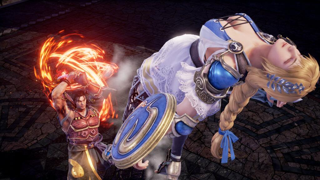 SOULCALIBUR VI Gameplay: Mitsurugi vs Sophitia