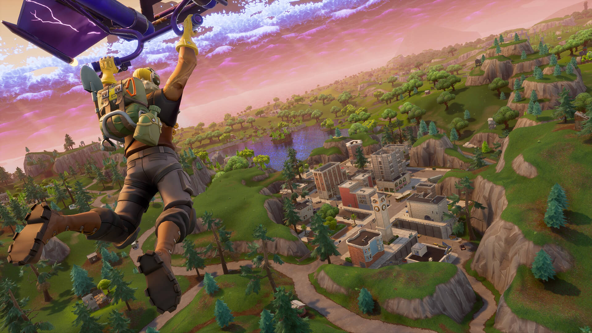 Fortnite V 2 2 0 Patch Brings Changes to Battle Royale and