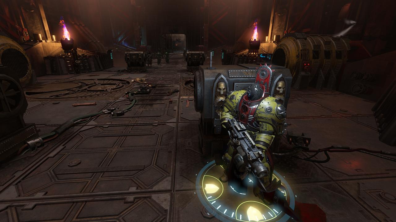 Warhammer 40,000: Inquisitor – Martyr screen 2