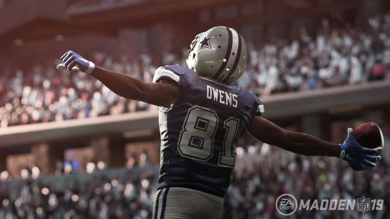 e1ac48b7e Terrell Owens Will Grace The Cover of Madden NFL 19 Hall of Fame Edition