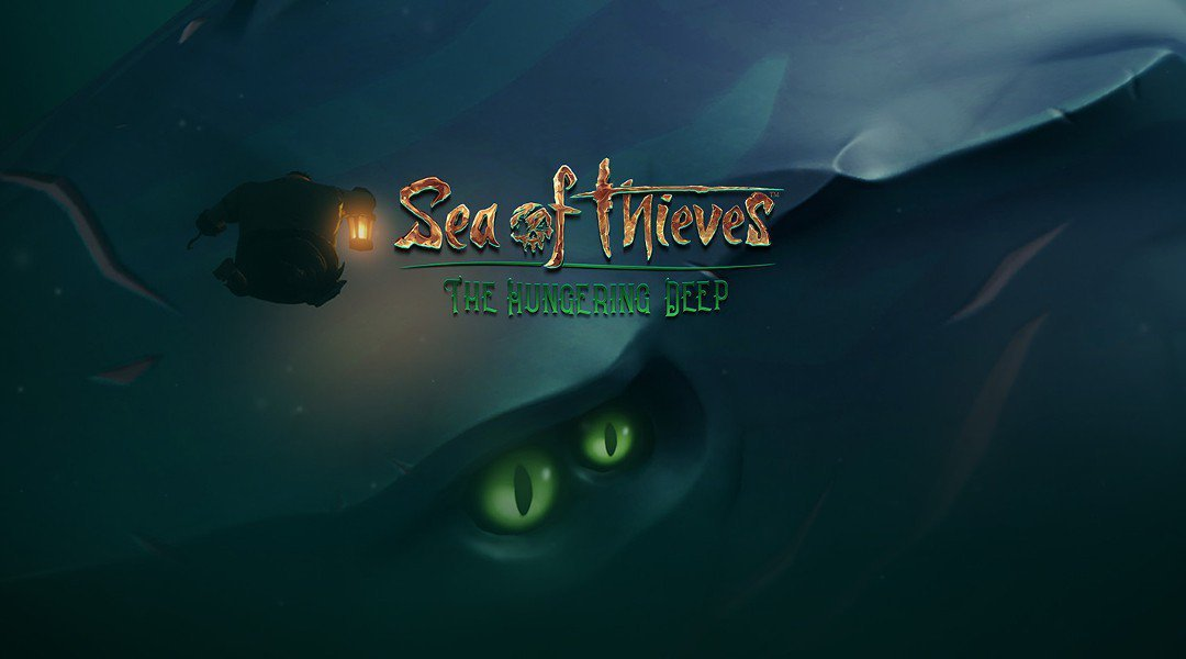 Sea of Thieves - The Hungering Deep Guide: How To Summon The
