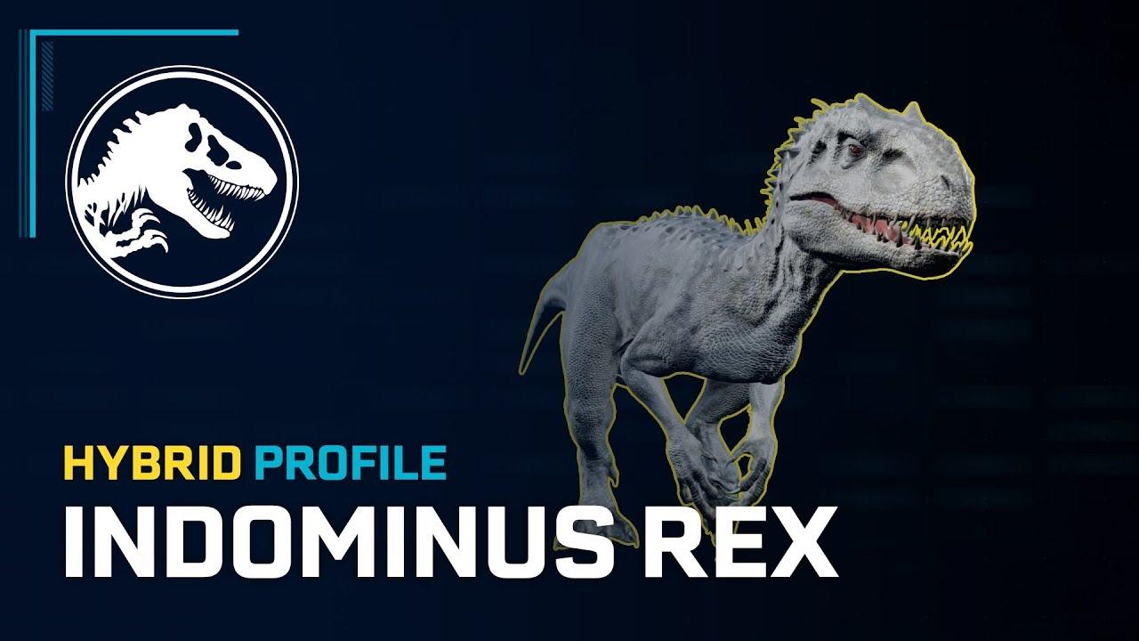 Jurassic World Evolution Hybrid Profile: The Indominus Rex