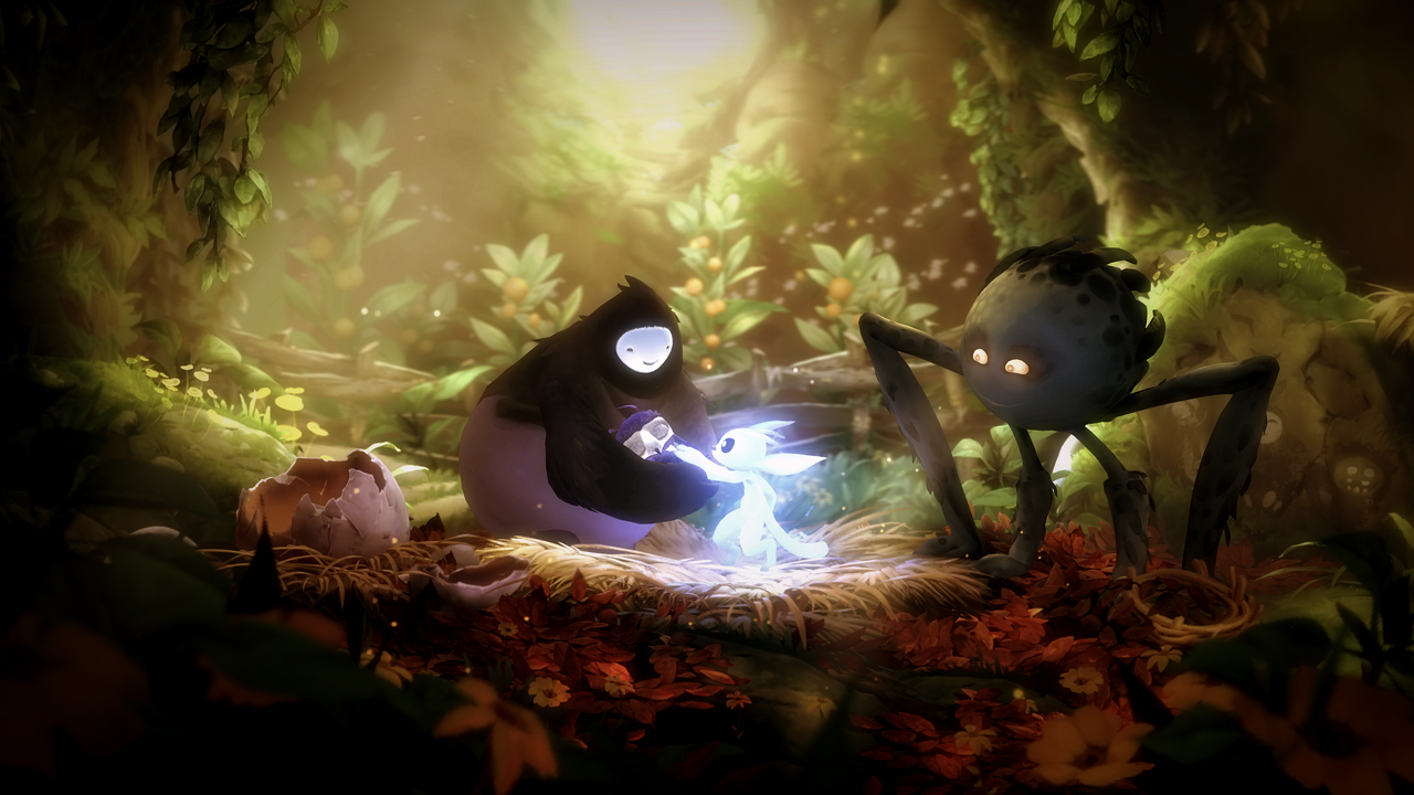 Ori and the Will of the Wisps E3 screen 1