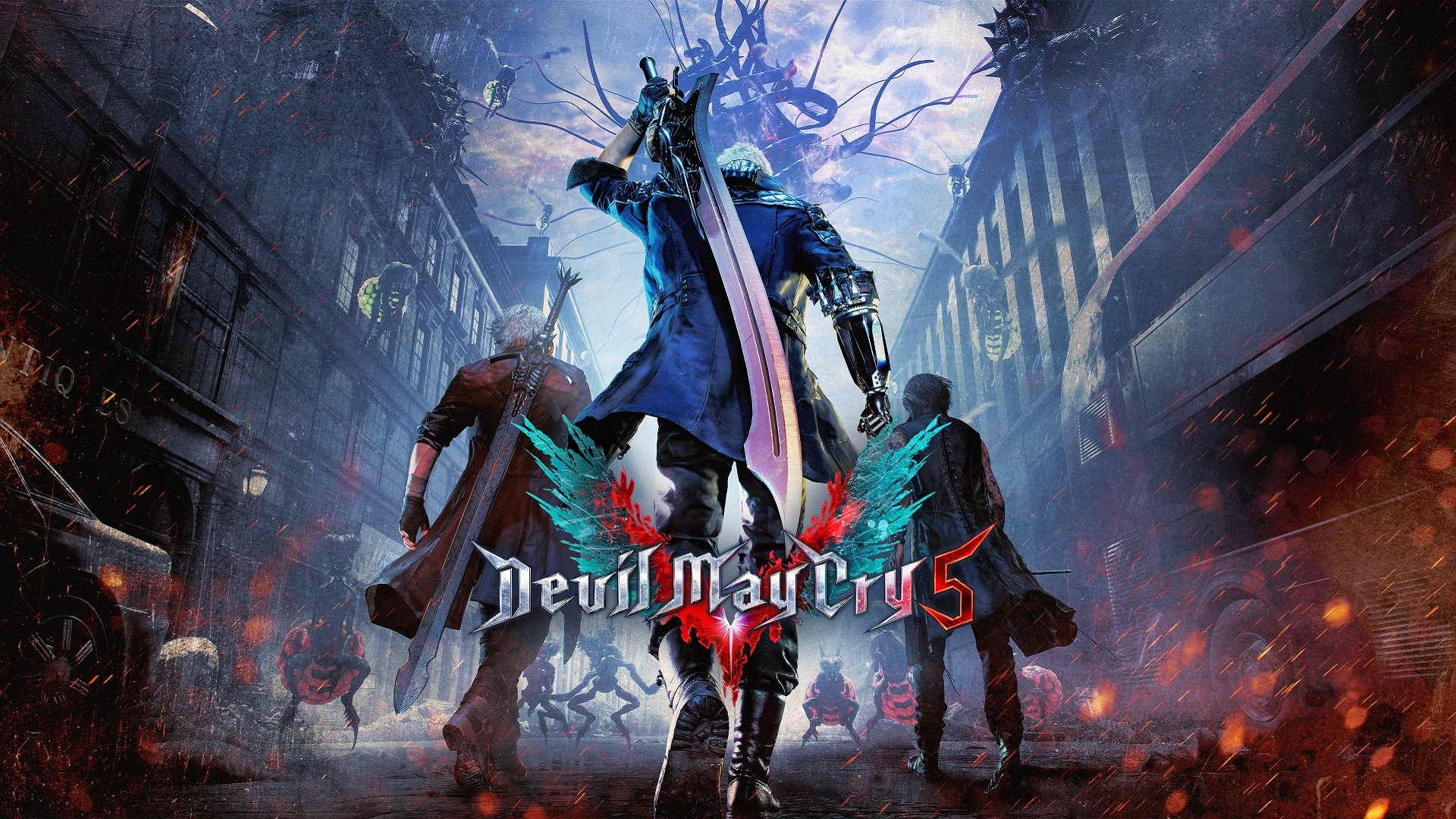 Devil May Cry 5 Trophy List Leaked