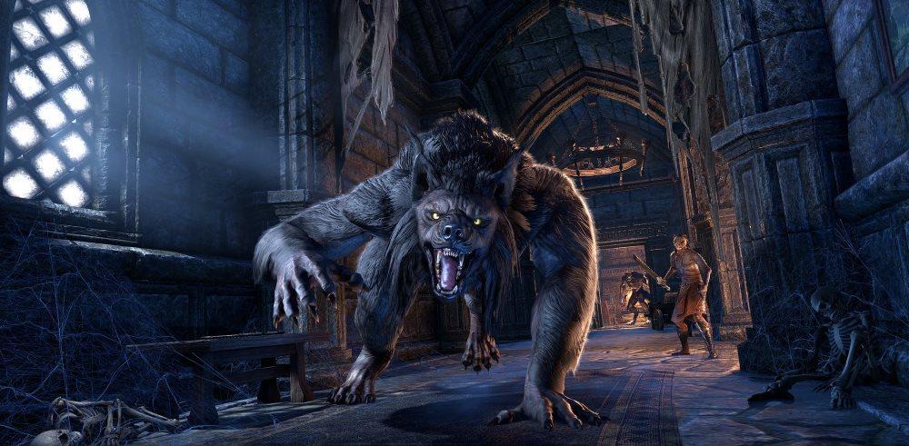Resultado de imagen para elder scrolls Wolf Hunter y Murkmire