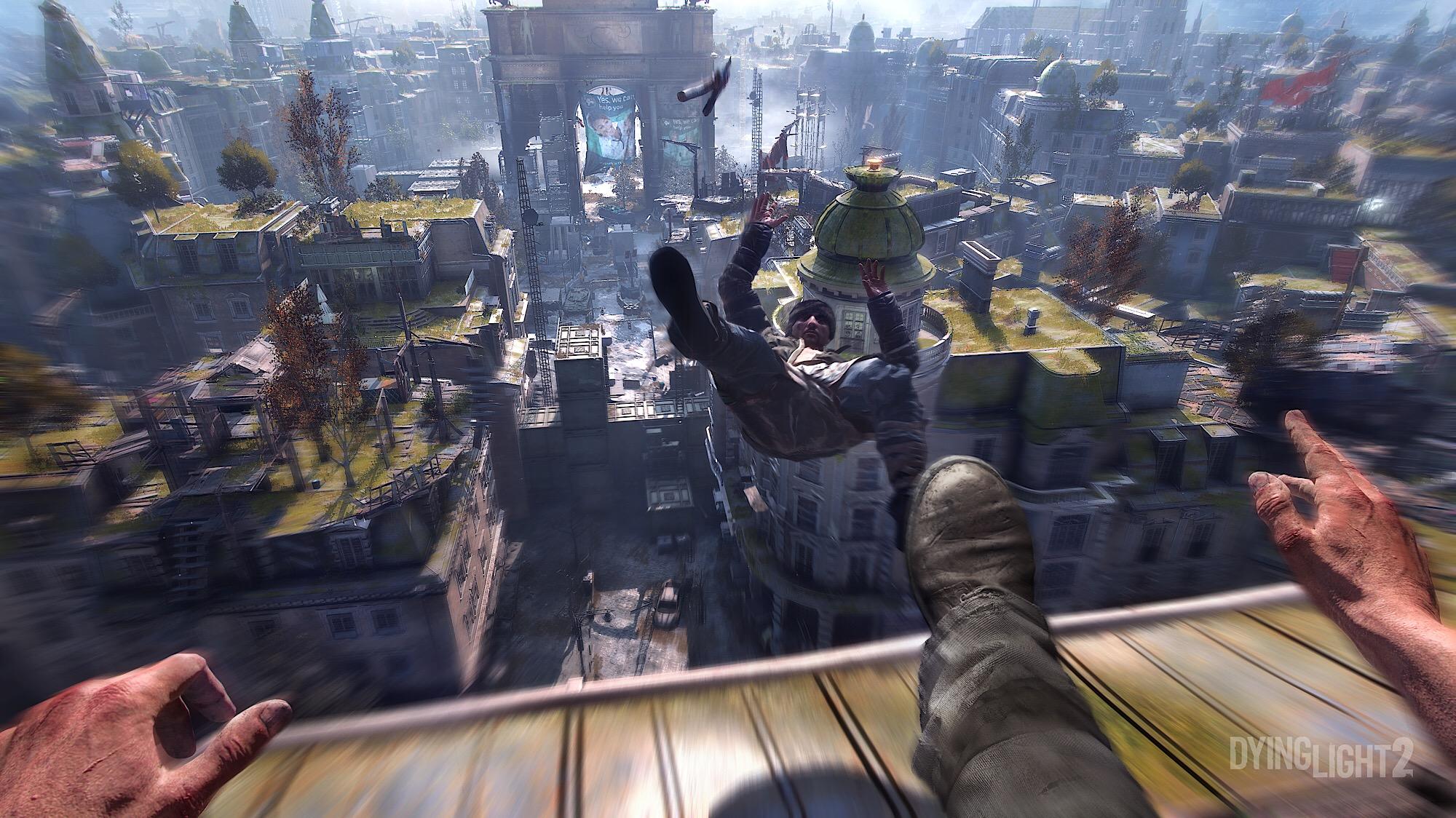 Dying Light 2 First Screenshots