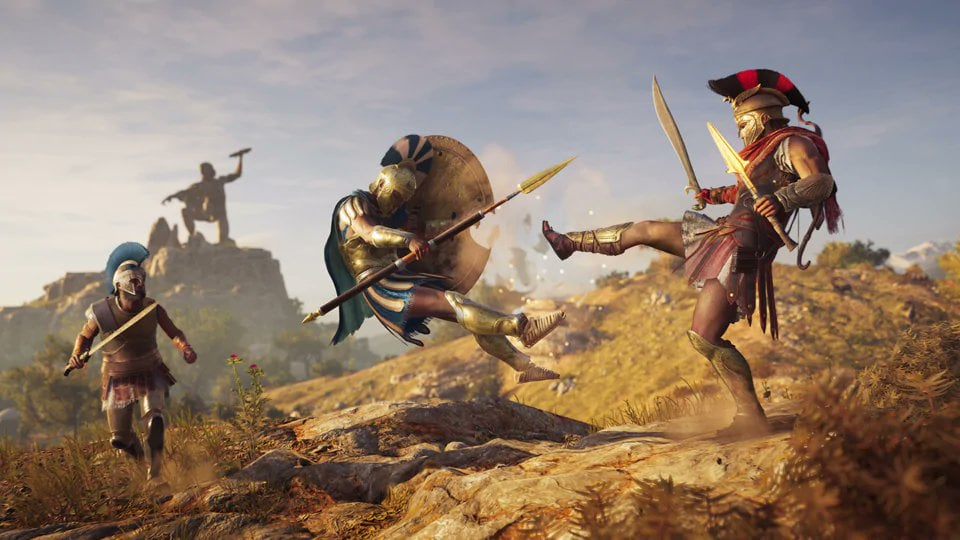 Assassin's Creed Odyssey Gets A Shortcut to DLC – But It Locks Out Achievements