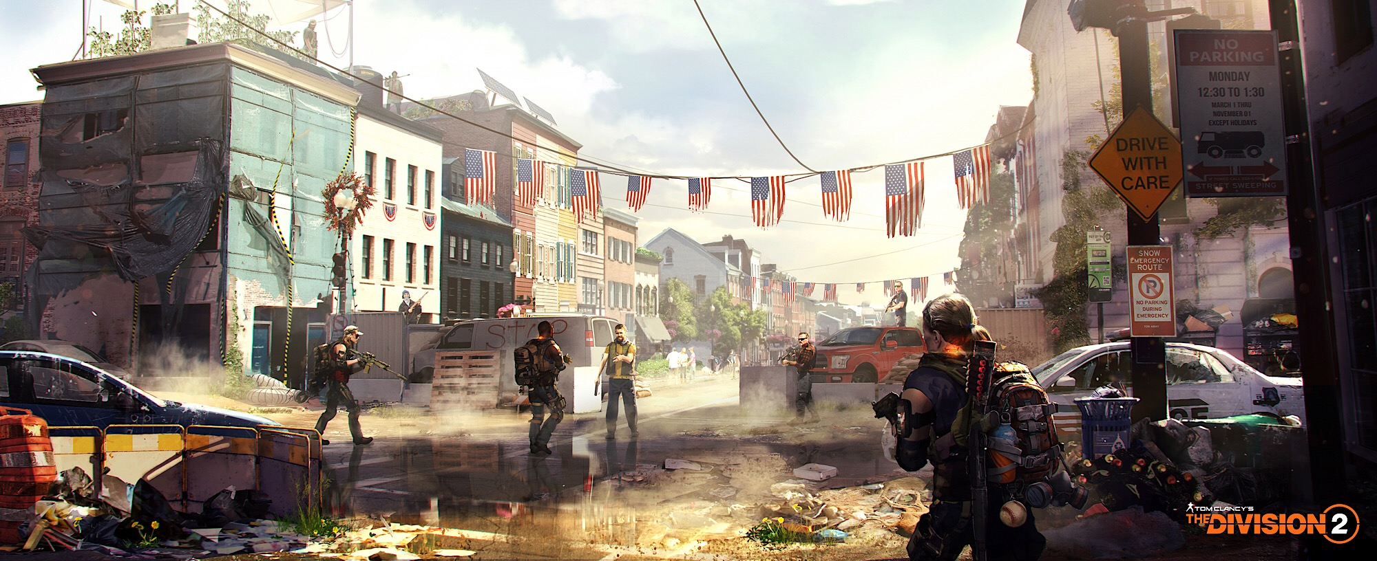 The Division 2 Ubisoft Aftershow Video Screenshots Other