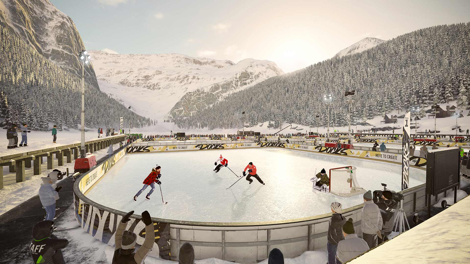 NHL 19 Takes Players Outdoors in September f20a93204