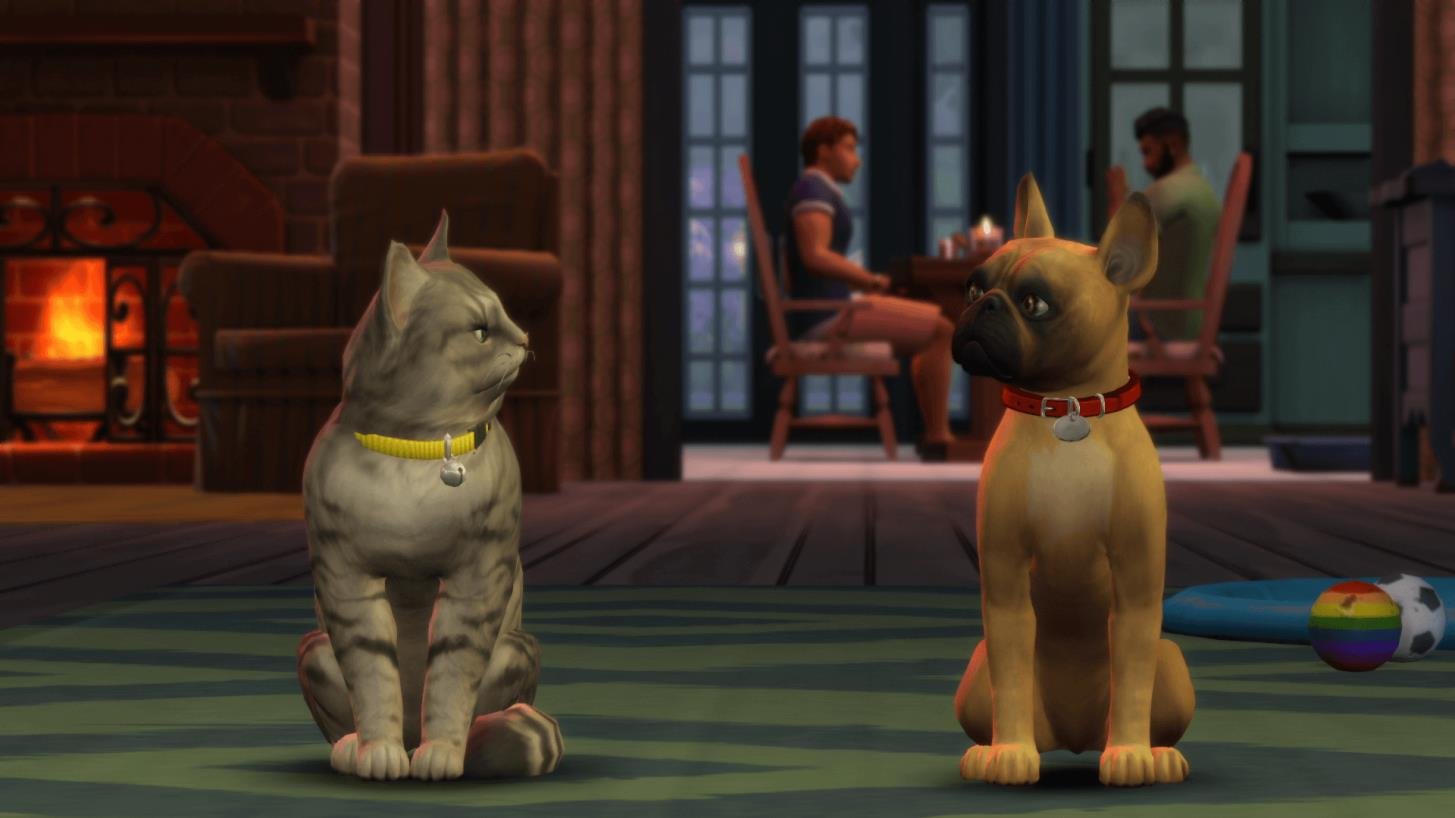 Cats Dogs Make Their Way To Console Versions Of The Sims 4 This July