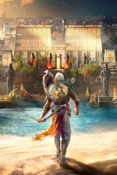 Giveaway: Win an Xbox One Code for Assassin's Creed Origins